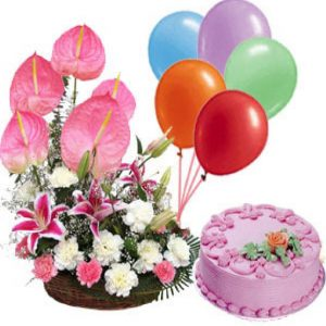 CF Flowers and Wishes